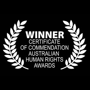 HUMAN RIGHTS COMMENDATION 300