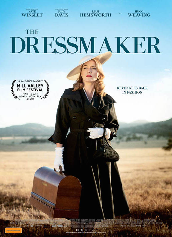 THE DRESSMAKER MVFF Audience Award